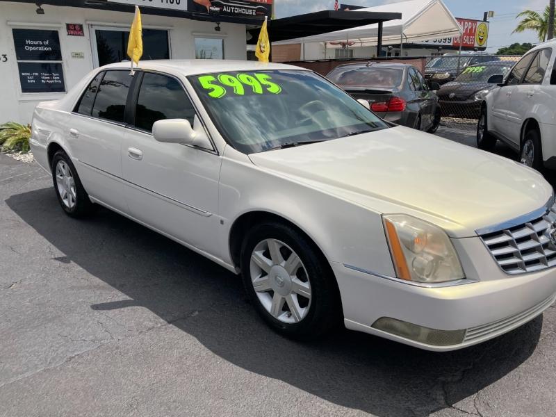 Cadillac DTS 2006 price $4,994