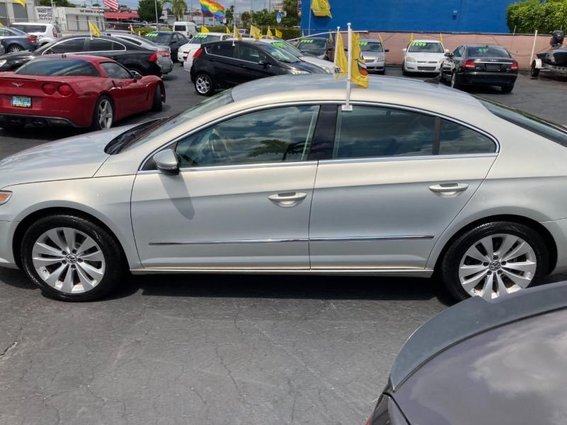 Volkswagen CC 2012 price $6,994
