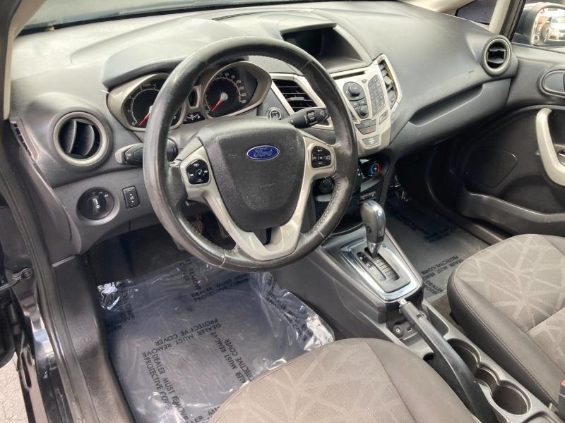 Ford Fiesta 2011 price $4,994