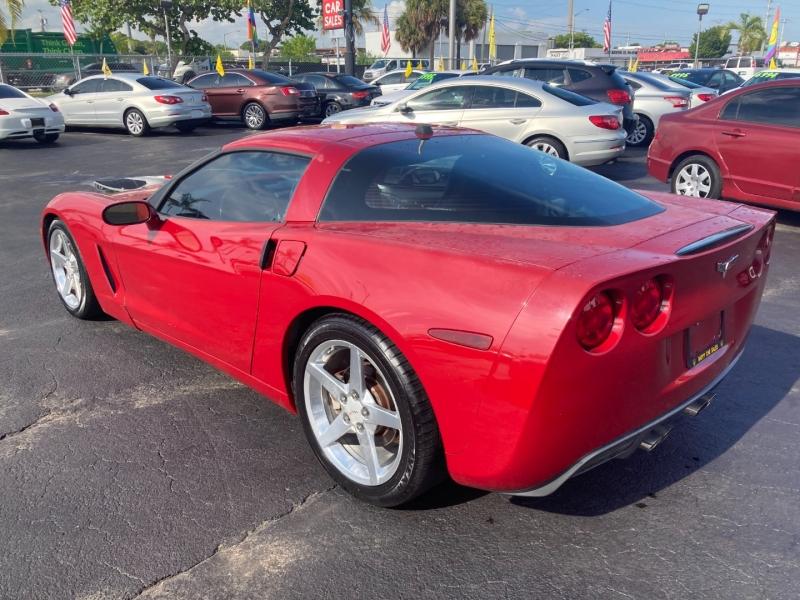 Chevrolet Corvette 2005 price $15,900