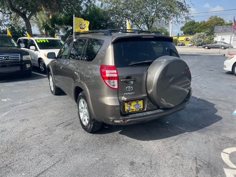 Toyota RAV4 2012 price $10,991