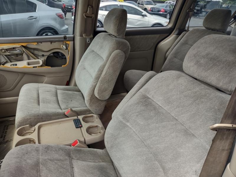 Honda Odyssey 2000 price $1,750