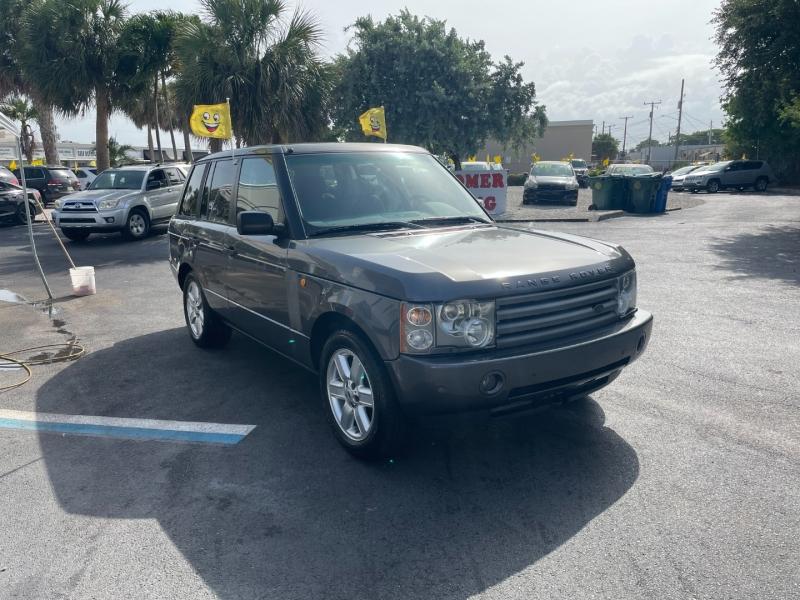 Land Rover Range Rover 2003 price $7,991