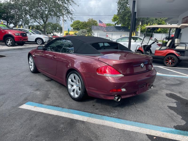 BMW 6-Series 2005 price $11,991