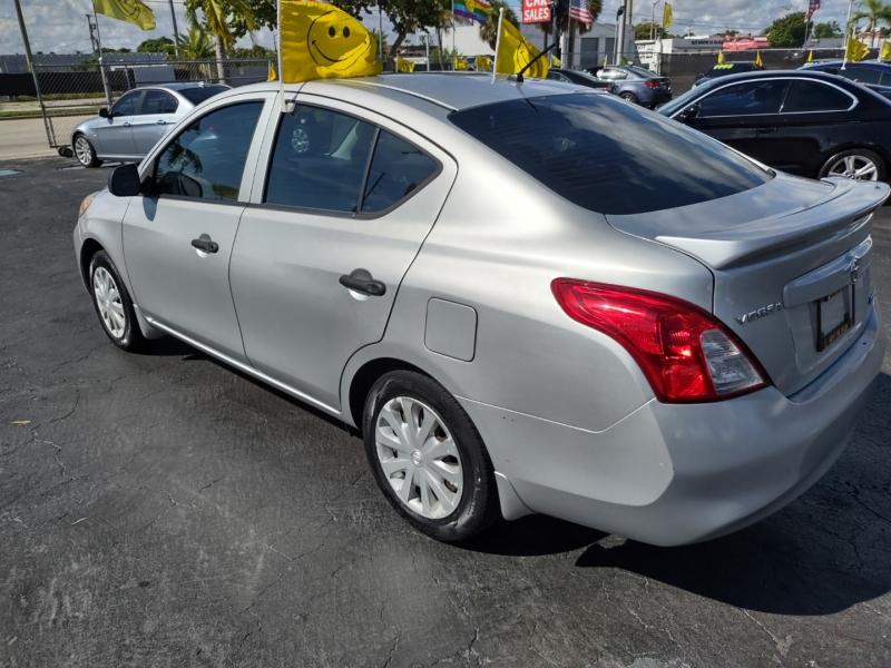Nissan Versa 2014 price $5,995