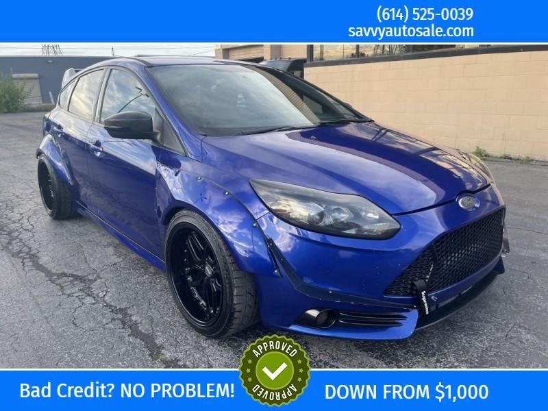 FORD FOCUS 2013 price $15,999