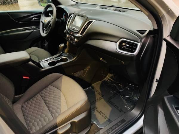 Chevrolet Equinox 2018 price $25,900