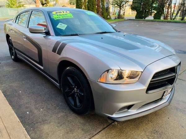 Dodge Charger 2013 price $14,900