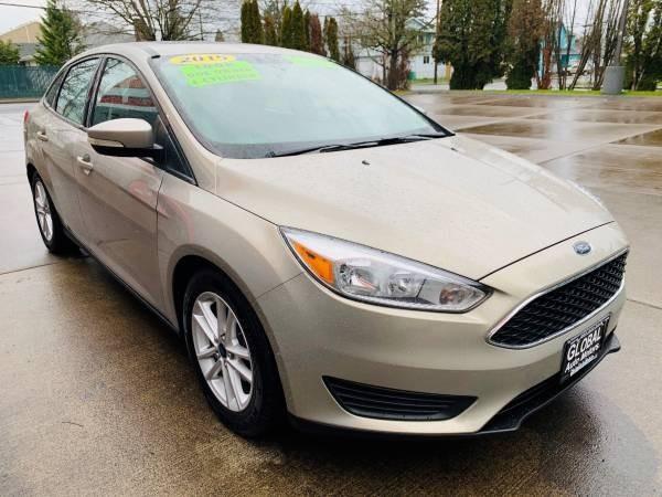 Ford Focus 2015 price $12,500
