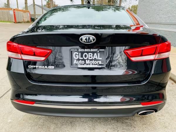 Kia Optima 2016 price $15,500