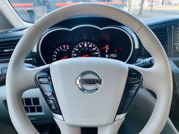 Nissan Quest 2017 price $18,900