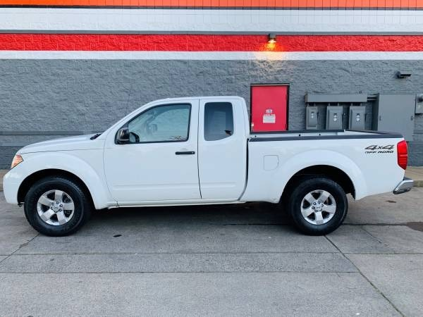 Nissan Frontier King Cab 2013 price $14,500