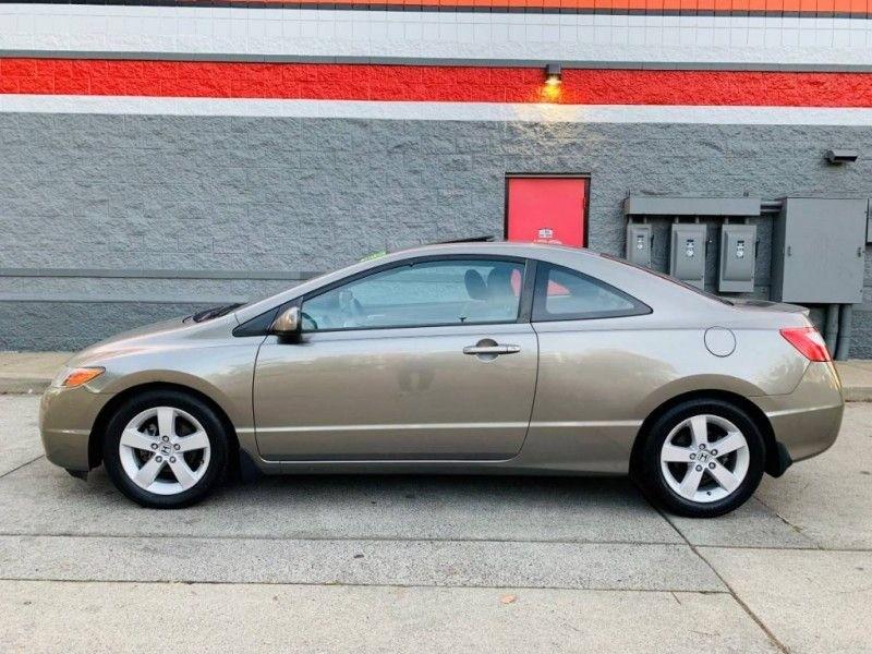 Honda Civic Cpe 2006 price $4,955