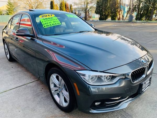 BMW 3-Series 2017 price $27,900