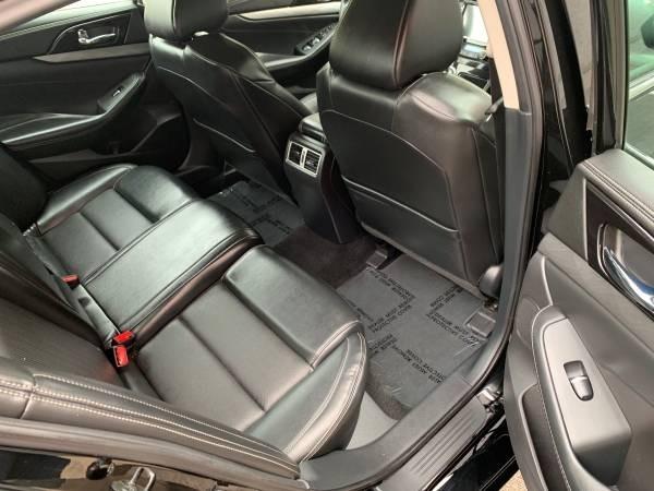 Nissan Maxima 2018 price $21,900