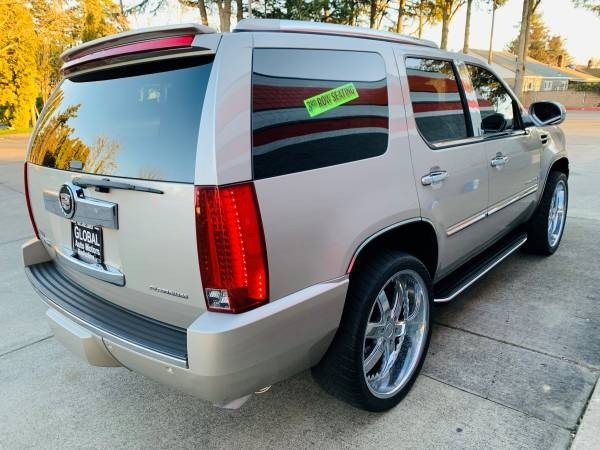 Cadillac Escalade 2007 price $13,900