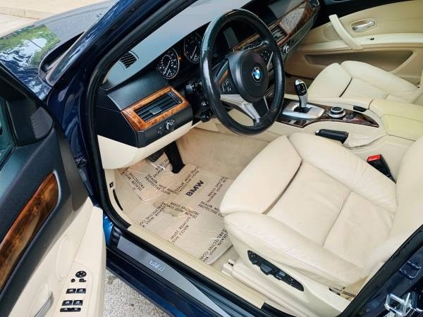 BMW 5-Series 2008 price $7,900