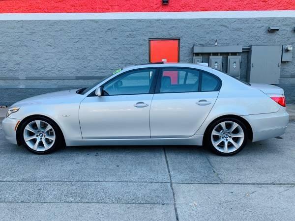 BMW 5-Series 2009 price $8,900