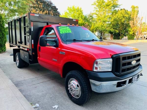 Ford Super Duty F-350 DRW 2007 price $26,800