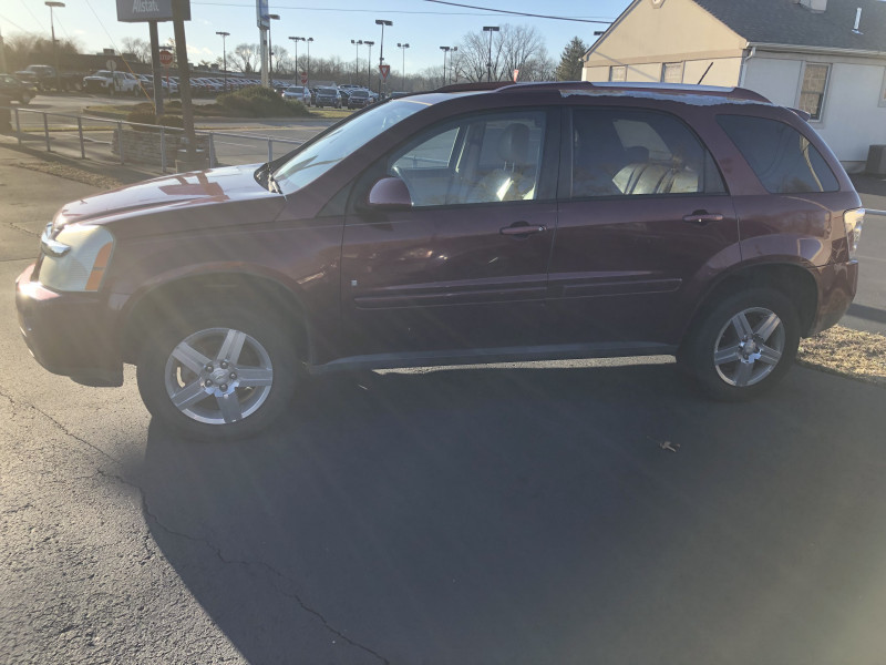 Chevrolet Equinox 2008 price $4,695