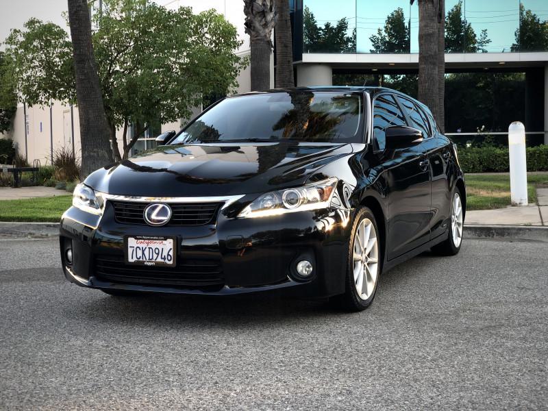 Lexus CT 200h 2013 price $12,690