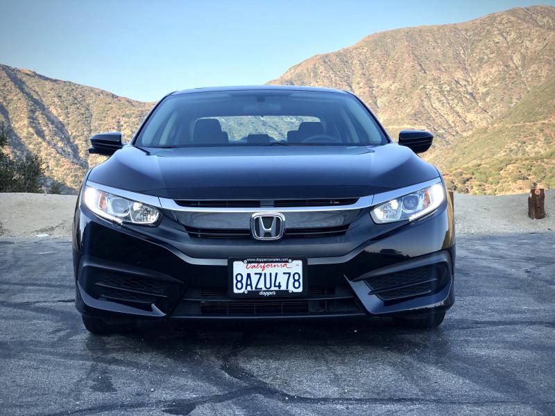 Honda Civic 2017 price $16,590