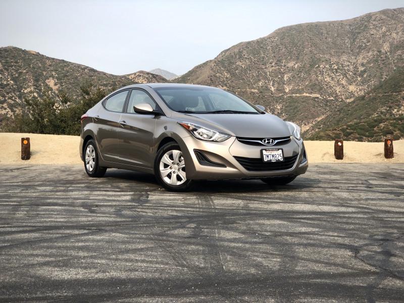 Hyundai Elantra 2016 price $8,490