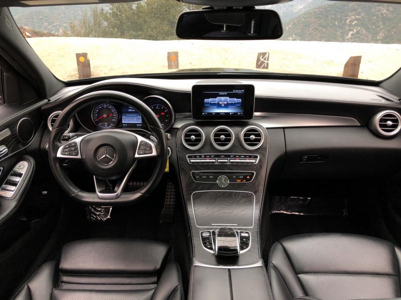 Mercedes-Benz C-Class 2016 price $23,490