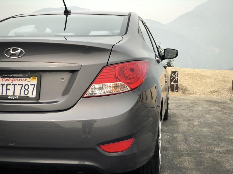 Hyundai Accent 2012 price $6,990