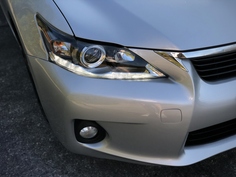 Lexus CT 200h 2012 price $10,199