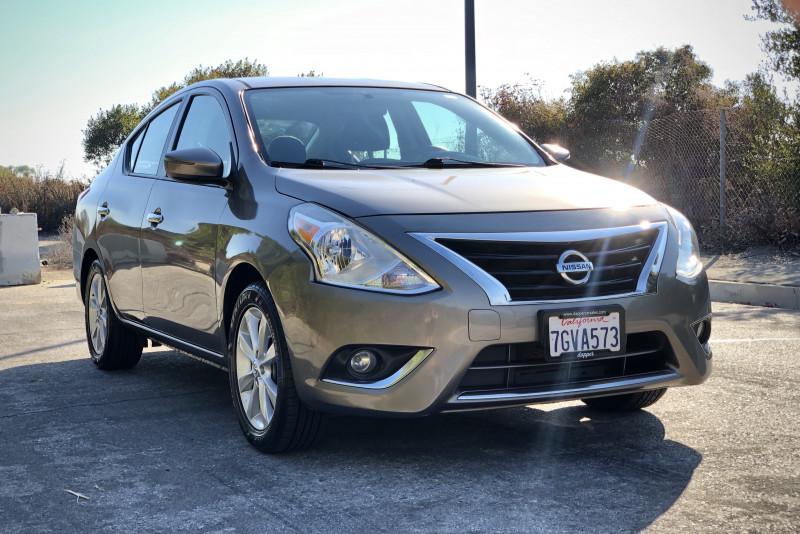 Nissan Versa 2015 price $7,099