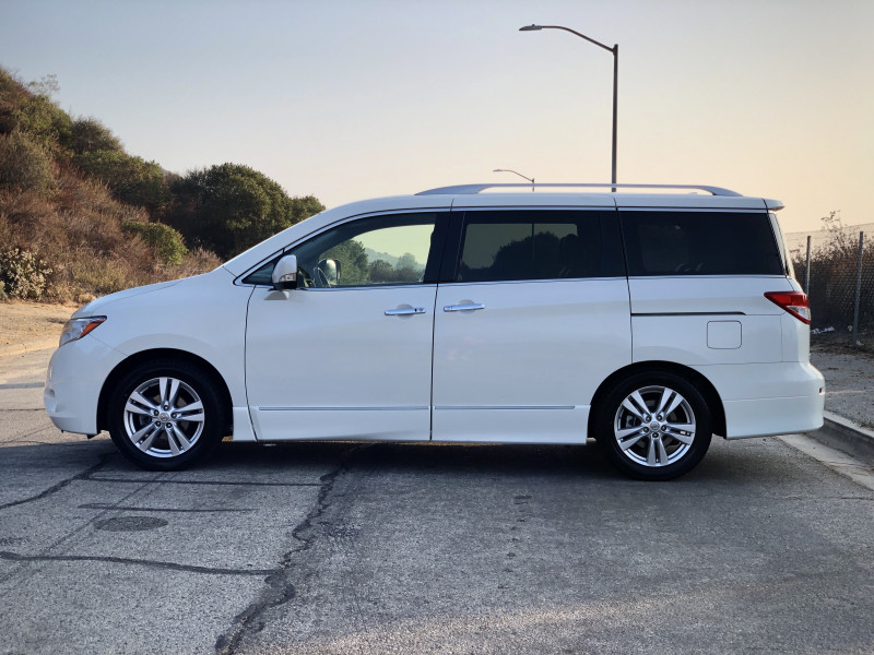 Nissan Quest 2012 price $7,499