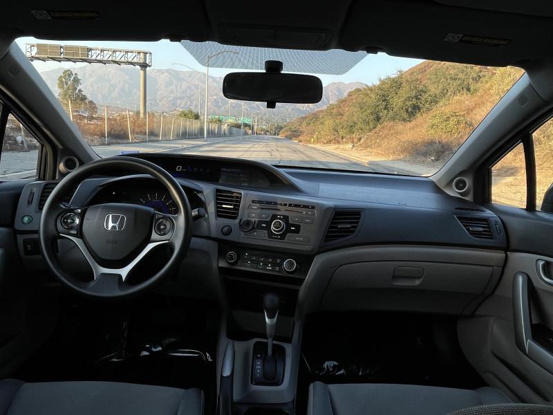 Honda Civic Coupe 2012 price $6,290