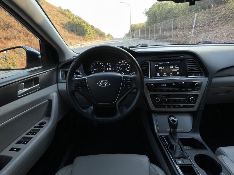 Hyundai Sonata 2016 price $10,069