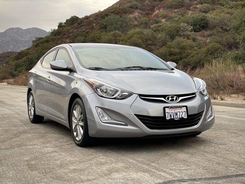 Hyundai Elantra 2015 price $6,899