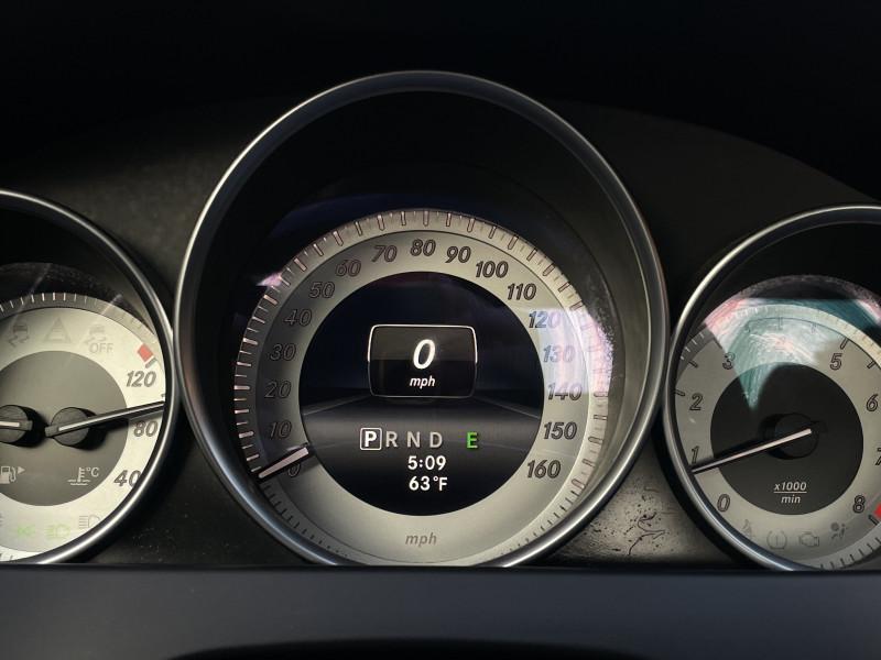 Mercedes-Benz C-Class 2014 price $9,899