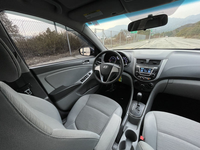 Hyundai Accent 2017 price $8,279