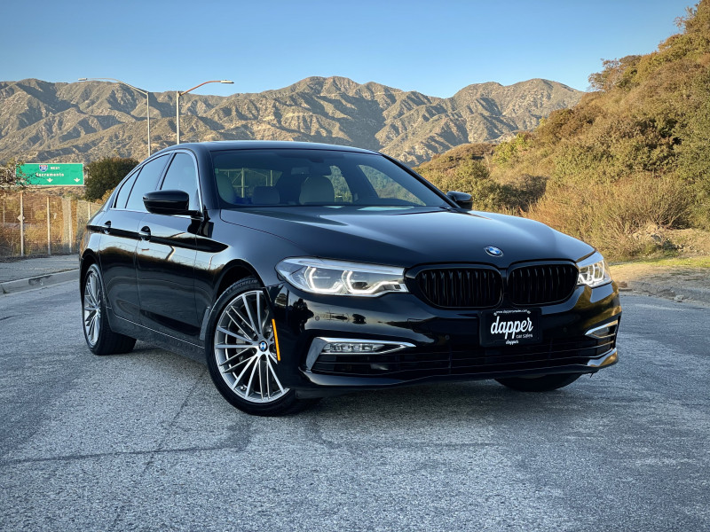 BMW 5-Series 2017 price $30,729