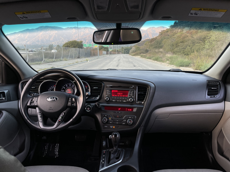 Kia Optima 2013 price $8,390