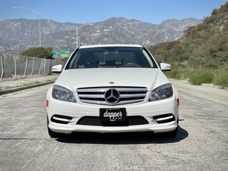 Mercedes-Benz C-Class 2011 price $9,190