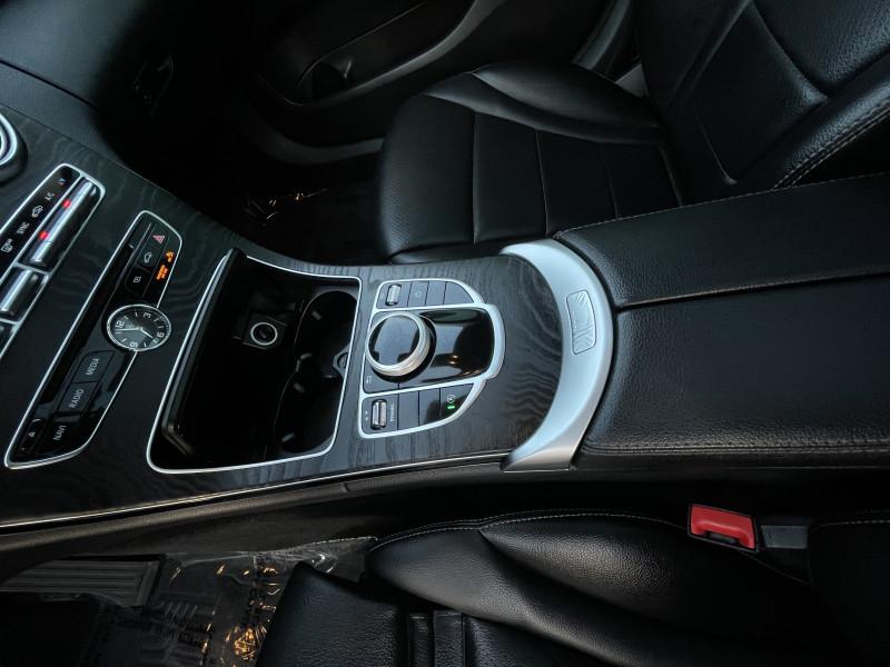 Mercedes-Benz C-Class 2017 price $21,990