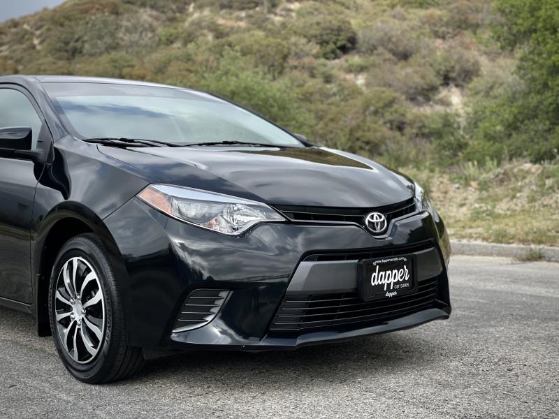 Toyota Corolla 2016 price $12,790