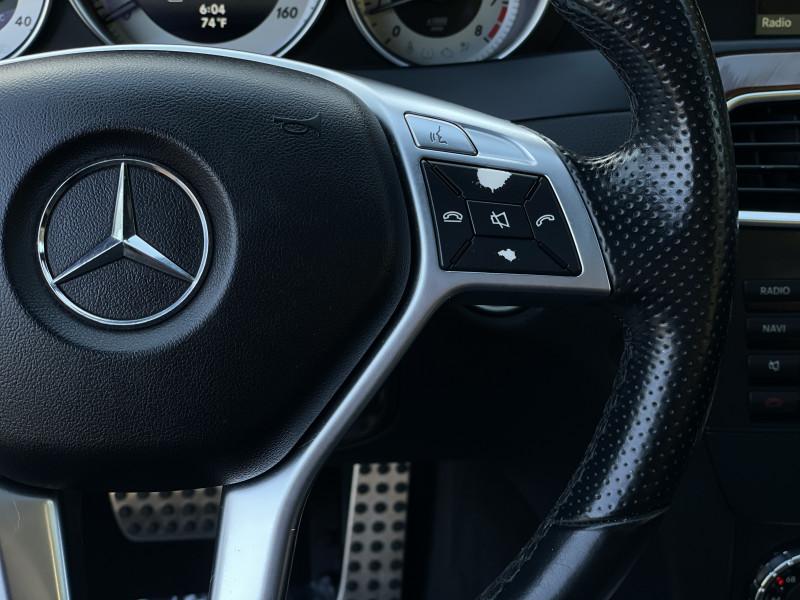 Mercedes-Benz C250 2014 price $15,499