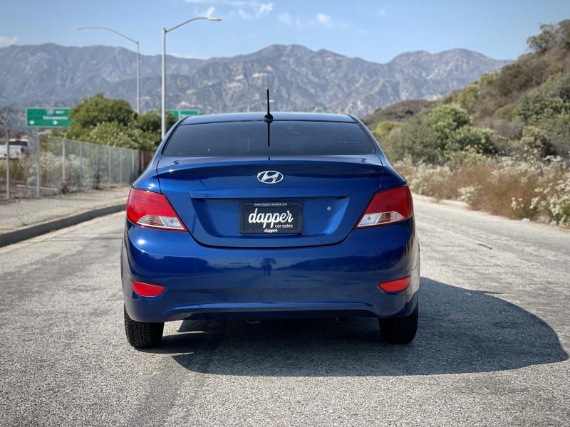 Hyundai Accent 2015 price $6,490