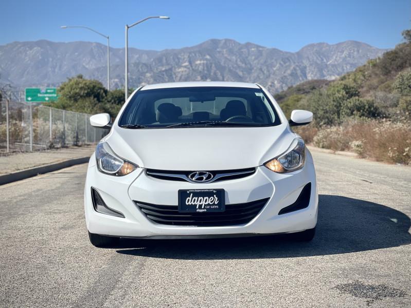 Hyundai Elantra 2016 price $8,659