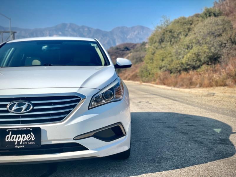 Hyundai Sonata 2016 price $11,279