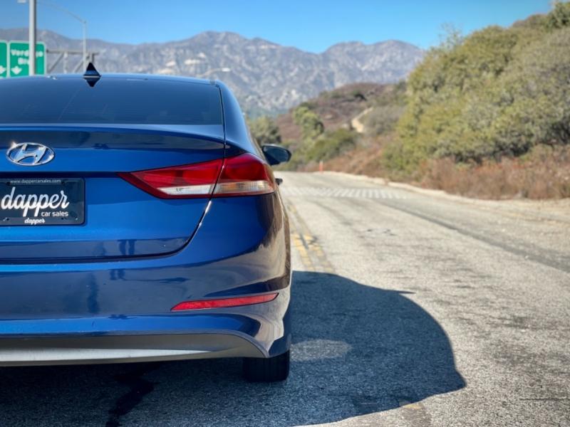 Hyundai Elantra 2017 price $10,219