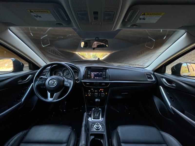 Mazda Mazda6 2015 price $12,379