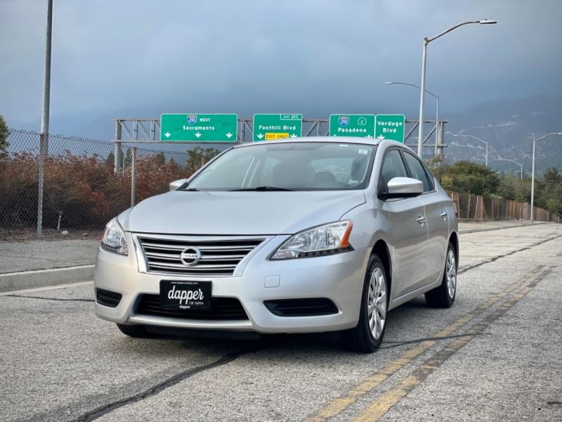 Nissan Sentra 2015 price $8,790