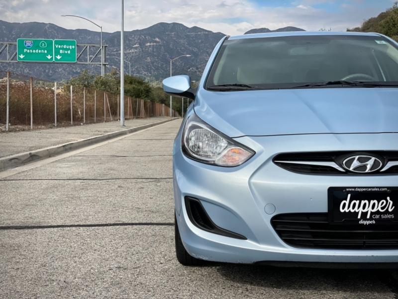 Hyundai Accent 2014 price $8,699